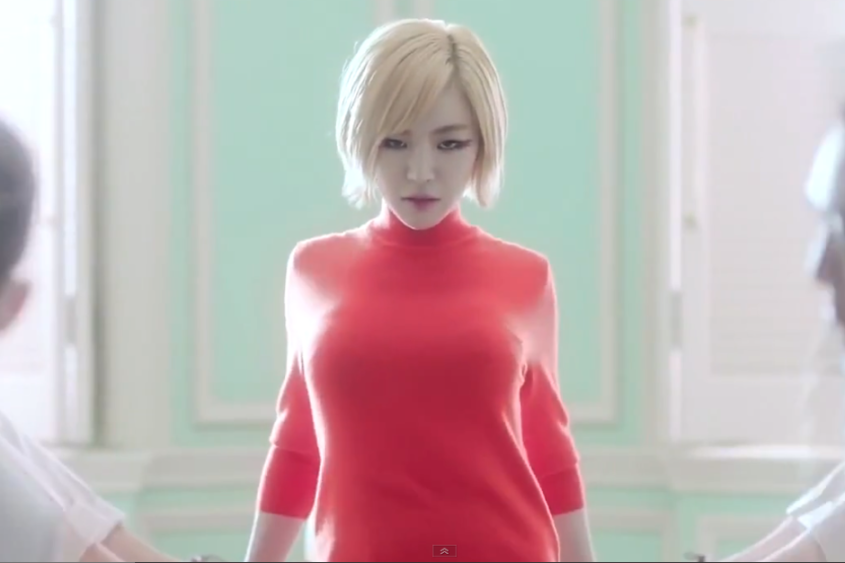 Hottest Act in Korea: Gain
