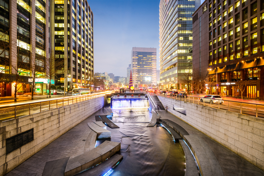 School in Downtown Seoul Looking for Canadian Teacher for End of September