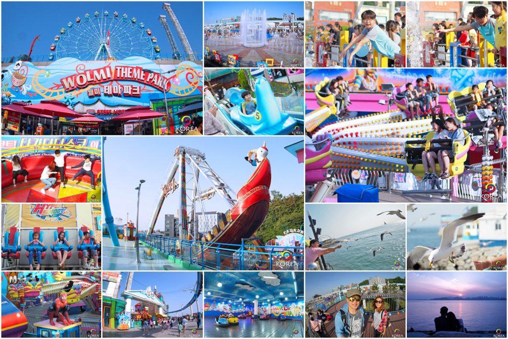 wolmi theme park incheon