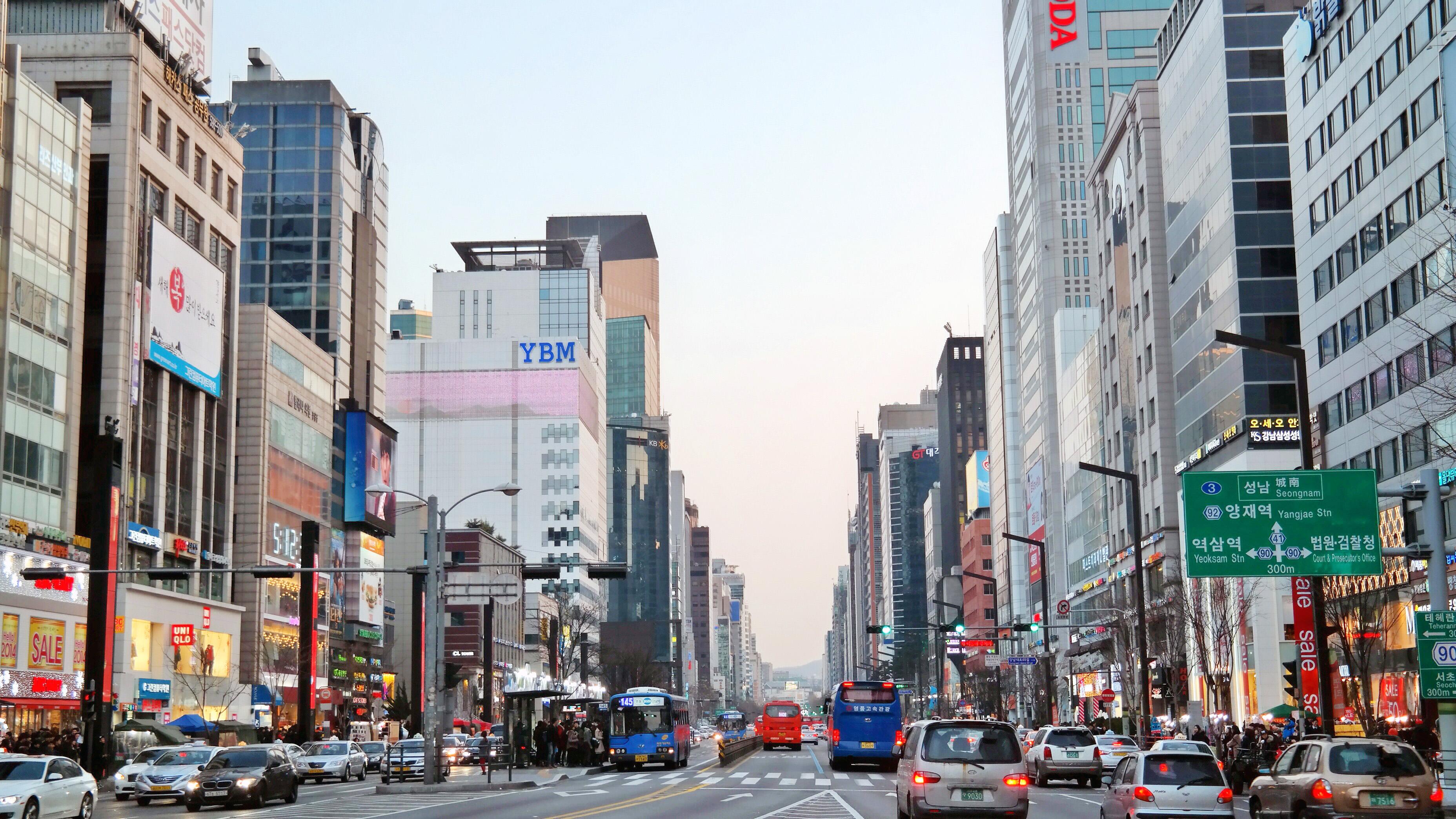 ESL position in Seoul