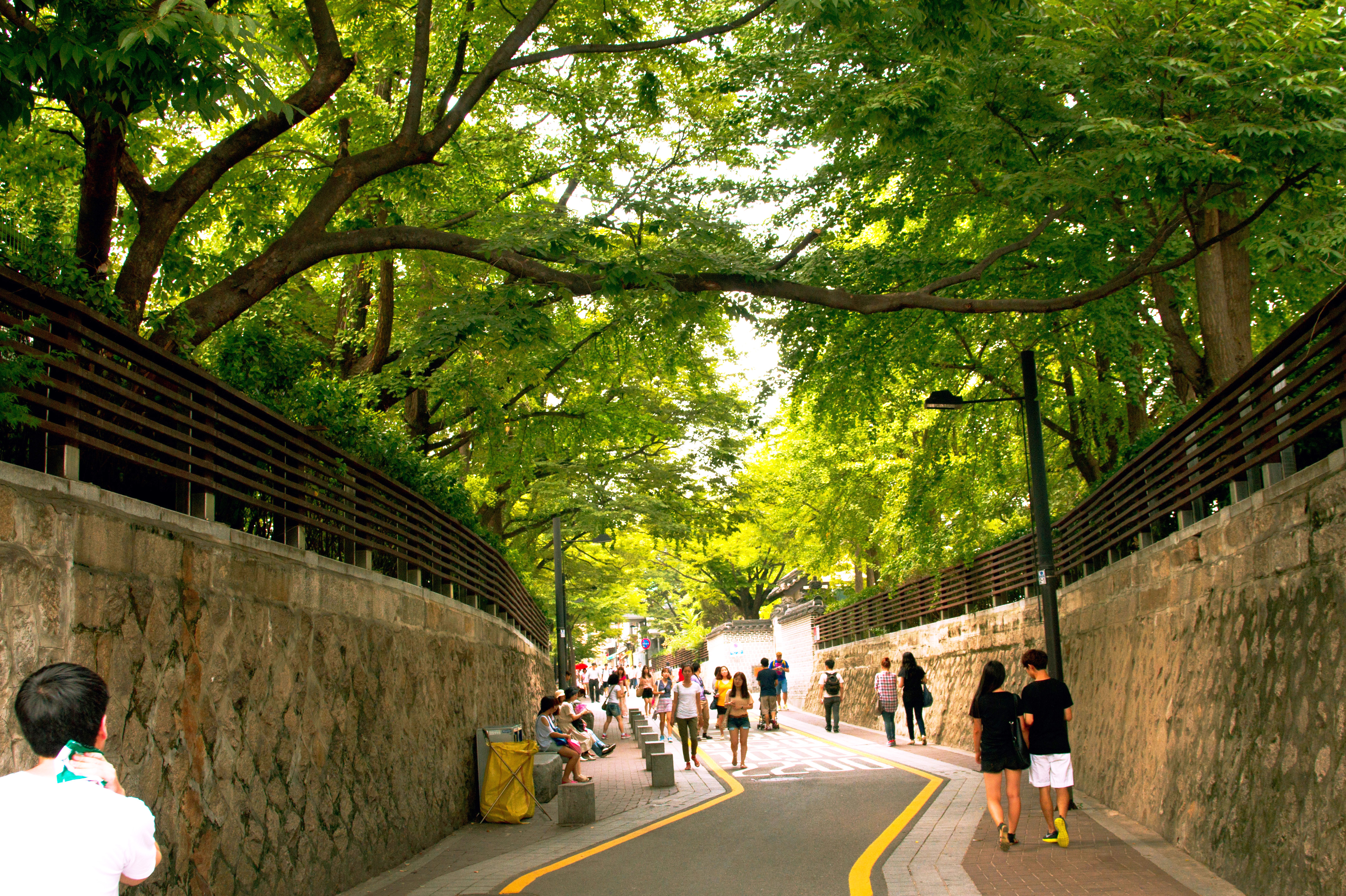 Teach English In A Great Area Of Seoul