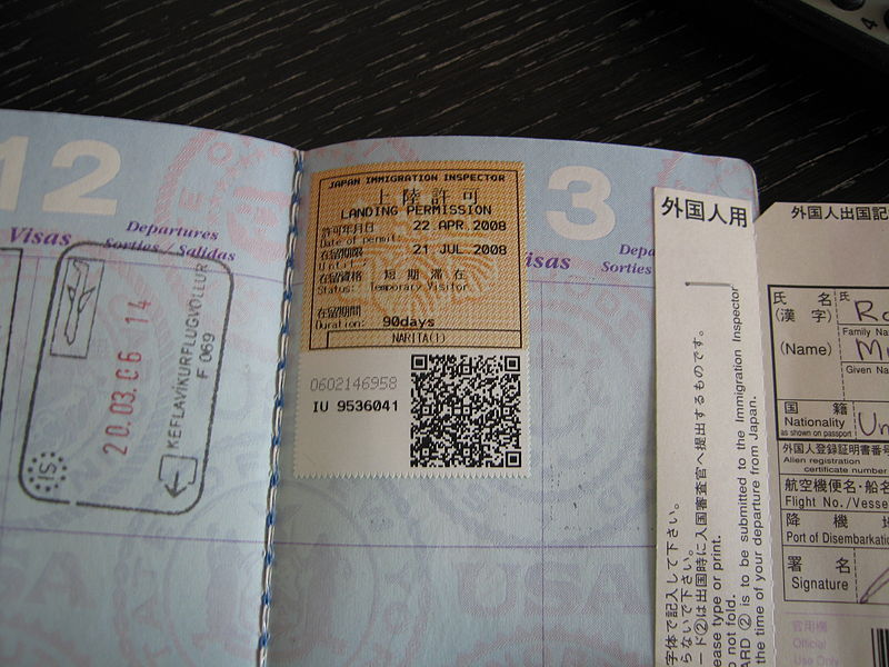 Japan Visa Run for Korea