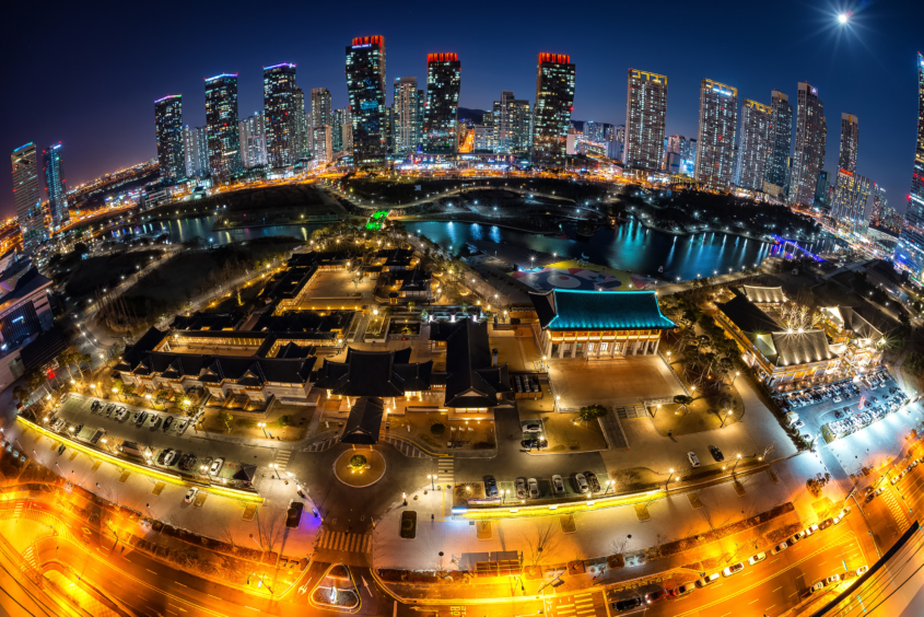Songdo | Teach English in Songdo Korea