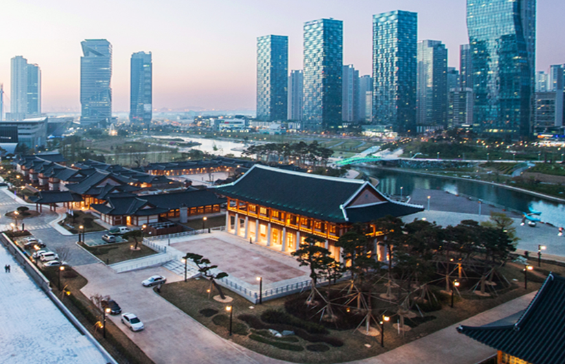 Teach English in Songdo, the Most Modern  City in Korea