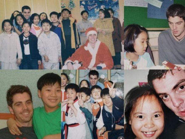 Classrooms in Korea