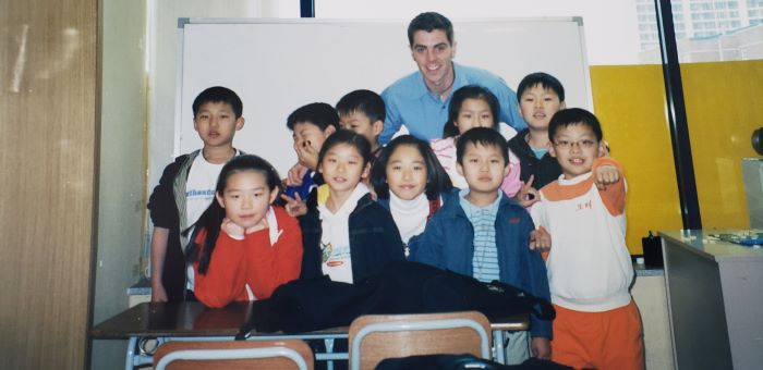 teaching in Korean curriculum